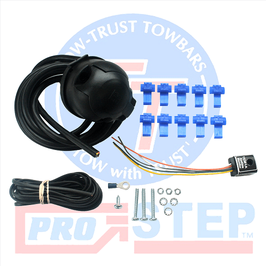 Lights Only tow bar wiring kit