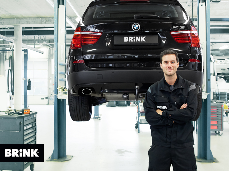 Brink tow bar fitters